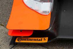 #60 Michael Shank Racing with Curb/Agajanian Ligier JS P2 Honda
