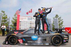 Para juara balapan Ricky Taylor, Jordan Taylor