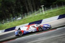 Маурицио Медиани, Дэвид Маркозов, Николя Минассян, BR01-Nissan, SMP Racing