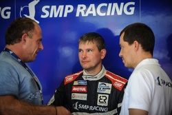 Сергей Злобин, Кирилл Ладыгин, SMP Racing