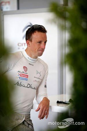Крис Мик, Citroen Total Abu Dhabi WRT