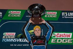 Il vincitore Mark Winterbottom, Prodrive Racing Australia Ford
