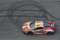 #51 AF Corse Ferrari F458 Italia : Peter Mann, Raffaele Giammaria, Matteo Cressoni