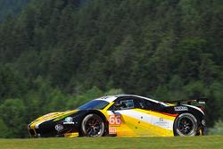 #66 JMW Motorsport Ferrari F458 Italia: George Richardson, Robert Smith, Sam Tordoff