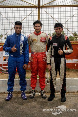 Karthik Tharani, Goutham Parekh, Tejas Ram