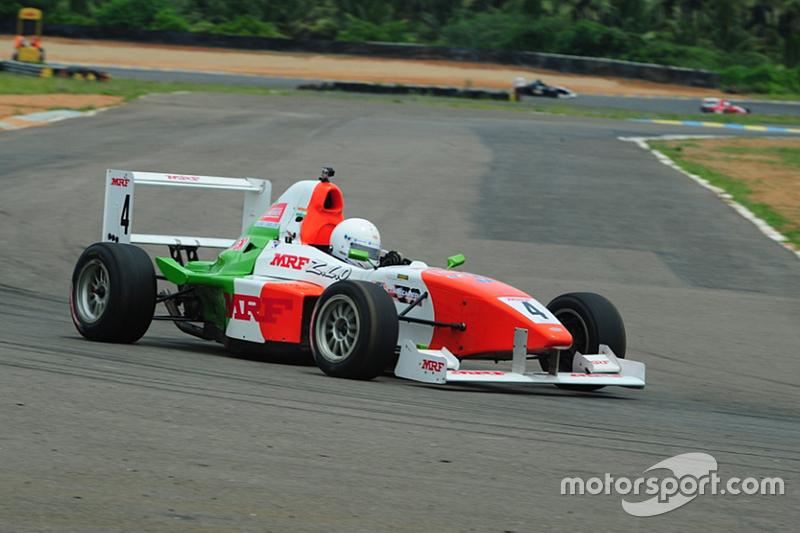 MRF F1600, Coimbatore
