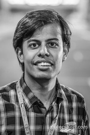 Darshan Chokhani, Motorsport.com India editor in chief