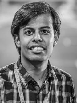 Darshan Chokhani, Redaktionsleiter von Motorsport.com Indien