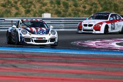 #20 MRS GT Racing Porsche 991 Cup: Charles Putman, Charles Espenlaub, Joe Foster