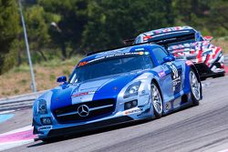 #30 Ram Racing Mercedes SLS AMG GT3: Tom Onslow-Cole, Paul White, Thomas Jäger, Adam Christodoulou