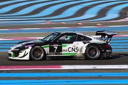 #7 HB Racing Team Herberth Porsche 997 GT3R: Daniel Allemann, Herbert Handlos, Lukas Schreier, Alfre