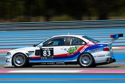 #83 Cor Euser Racing BMW M3: Hal Prewitt, Jim Briody, Maurice O'Reilley, Lance Miller, Toto Lassally