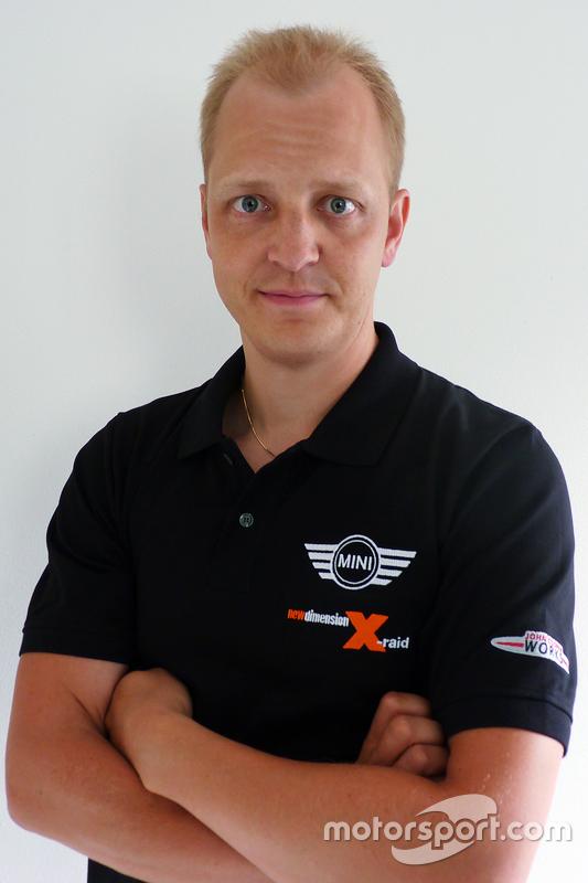 Mikko Hirvonen, X-Raid Mini