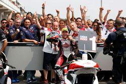 Xavier Siméon, Federal Oil Gresini Moto2 sul podio