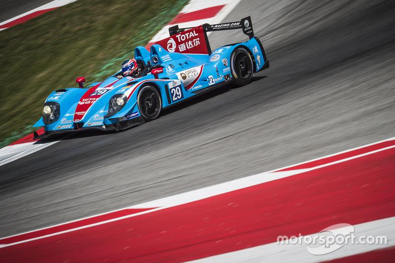 #29 Pegasus Racing Morgan - Nissan : David Cheng, Leo Roussel, Julien Schell