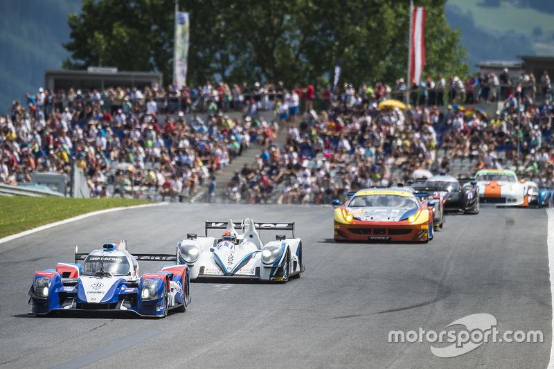 #37 SMP Racing BR01 Nissan : Mikhail Aleshin, Kirill Ladygin, Anton Ladygin