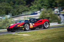#56 AT Racing Ferrari F458 Italia : Alexander Talkanitsa Sr., Alexander Talkanitsa Jr., Alessandro Pier Guidi