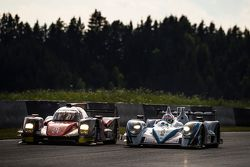 #46 Thiriet by TDS Racing Oreca 05 - Nissan: Pierre Thiriet, Ludovic Badey, Tristan Gommendy and #41