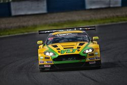 #99 Craft-Bamboo Racing Aston Martin Vantage V12 GT3: Darryl O'Young, Jonathan Venter