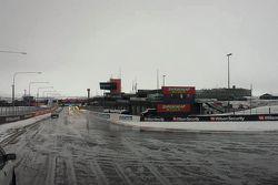 De la neige à Bathurst