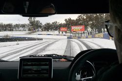 Bathurst under snow