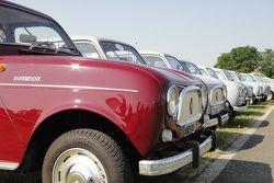 Des Renault 4L