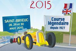 L'affiche de la Coupe Florio 2015