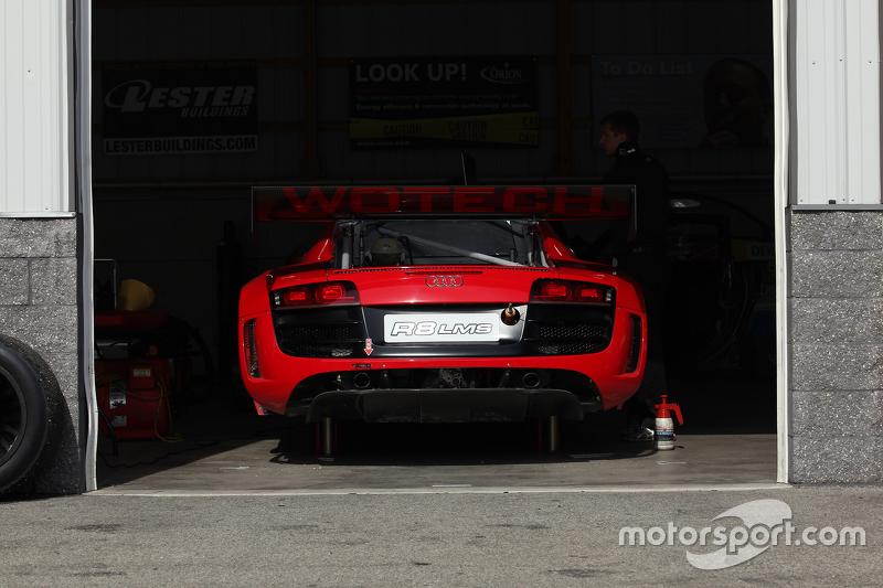 Audi R8 LMS 2010