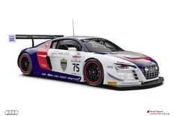#75 ISR Audi R8 LMS