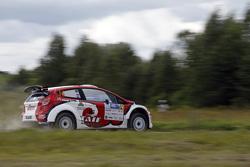 Радик Шаймиев и Максим Цветков, Ford Fiesta R5