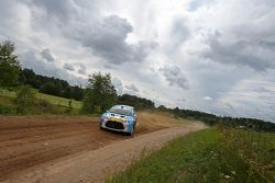 Карл Крууда и Мартин Ярвеоя, Citroen DS3 R5
