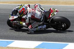 Matteo Baiocco, Althea Racing Suzuki