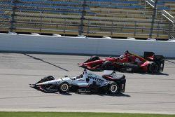 Will Power, Team Penske Chevrole and Sage Karam, Chip Ganassi Racing Chevrolet
