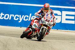 Michael van der Mark, Pata Honda World Superbike Team