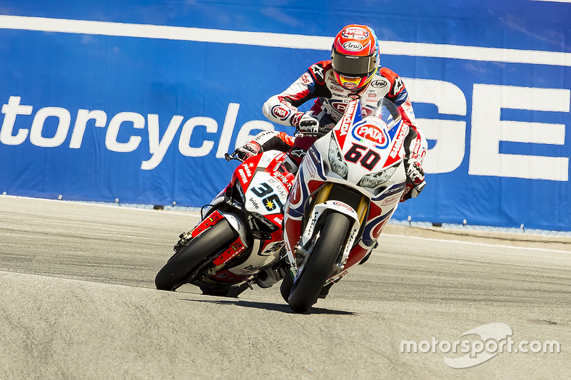 Michael van der Mark, Pata Honda World Superbike Takımı
