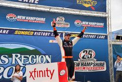 Winner: Denny Hamlin, Joe Gibbs Racing Toyota