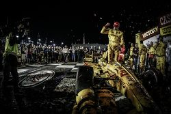Il vincitore Ryan Hunter-Reay, Andretti Autosport Honda