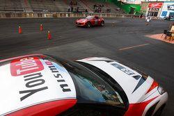 Motorkhana alle 2015 Nissan GT Academy Finals in Australia