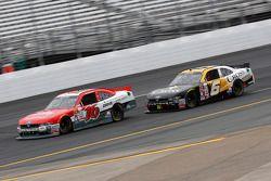 Ryan Reed, Roush Fenway Racing Ford y Darrell Wallace Jr., Roush Fenway Racing Ford