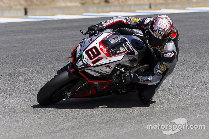 Jordi Torres, Aprilia Racing Team Red Devils
