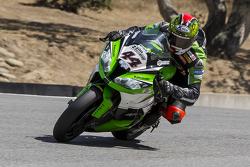 David Salom, Team Pedercini Kawasaki