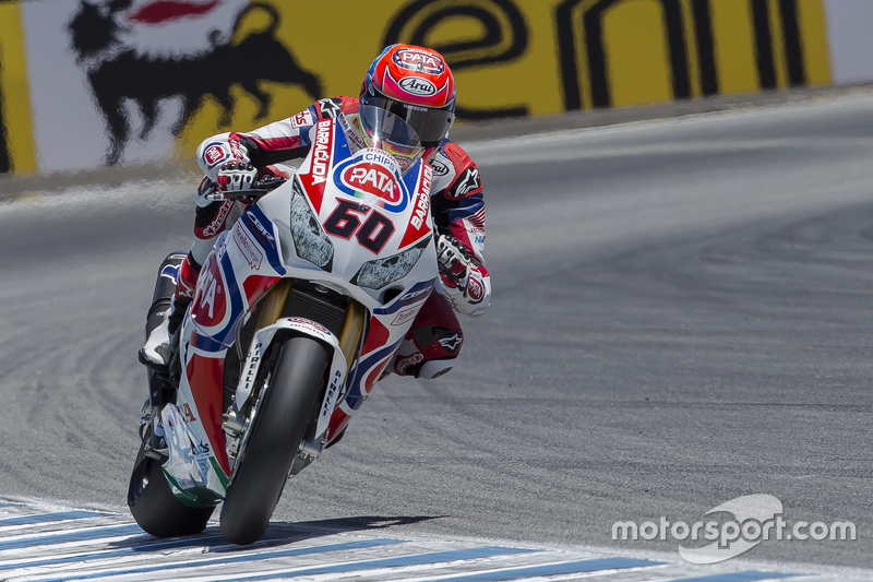 Michael van der Mark, Pata Honda World Superbike Takımı