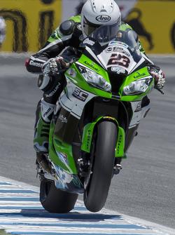 Christophe Ponsson, Grillini SBK Kawasaki Takımı