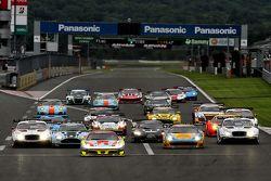 Fuji International Speedway start