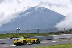 #99 Craft-Bamboo Racing Aston Martin: Darryl O'Young, Jonathan Venter