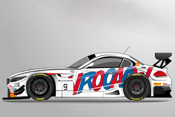 Special Michel Vaillant inspired ROAL Motorsport livery