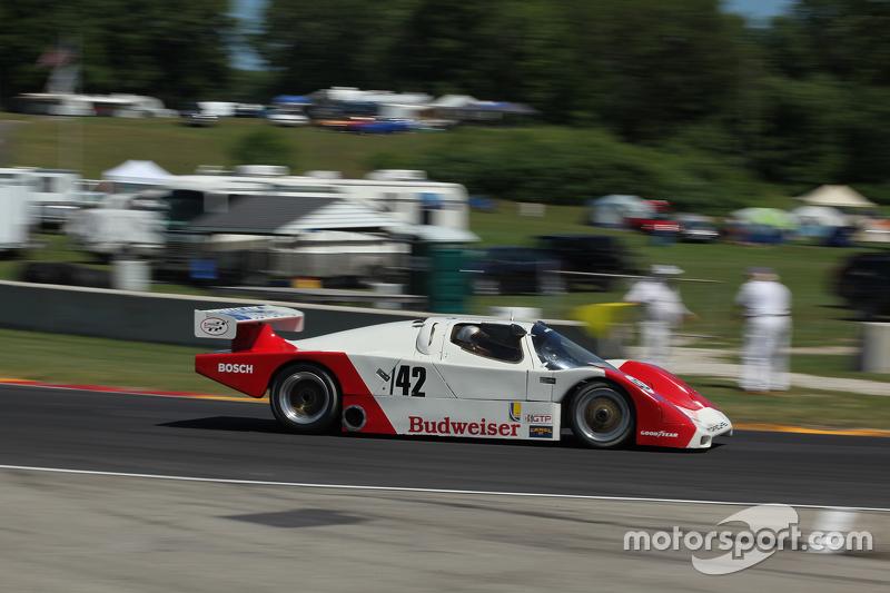 Porsche/Fabcar 1985
