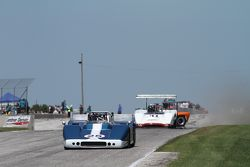 1970 Lola T165 Jim Ferro crash