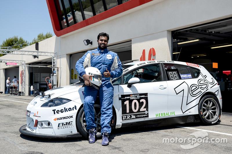 Prashanth Tharani (12 Hours of Spa-Francorchamps)