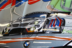 Special Michel Vaillant livery on the ROAL Motorsport BMW Z4 GT3